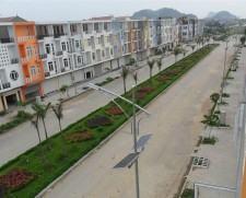 Dự án đèn đường Thanh Hoá