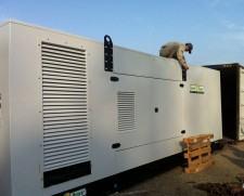 Các dự án cung cấp máy phát điện cho thị trường Châu Phi