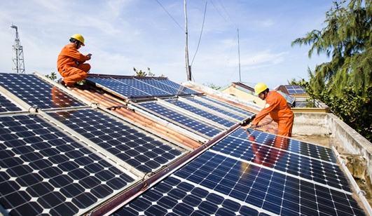 Một dự án điện NLMT tại Khánh Hòa